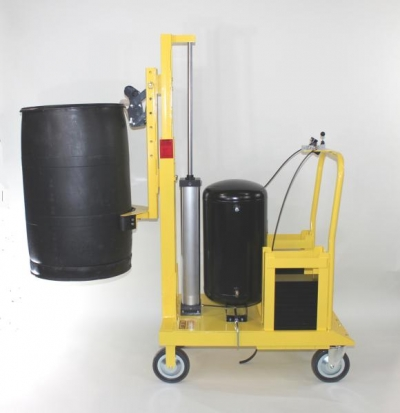 Manufacturers Exporters and Wholesale Suppliers of Drum Lift Surat Gujarat
